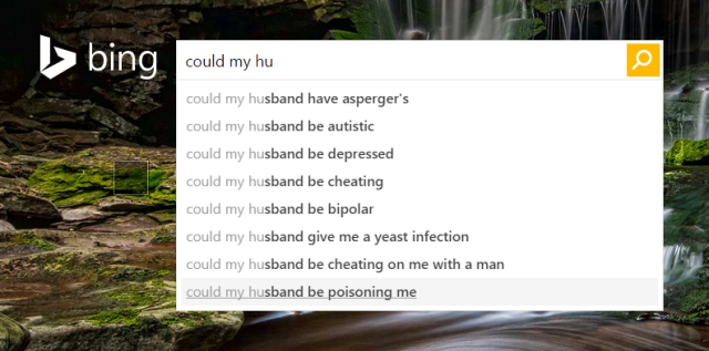 could by husband bing