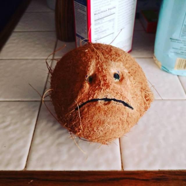 coconut cries